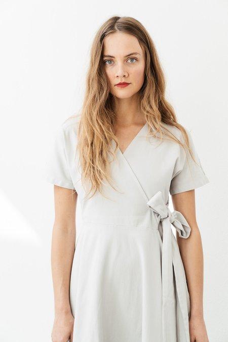 Mien Wrap Dress