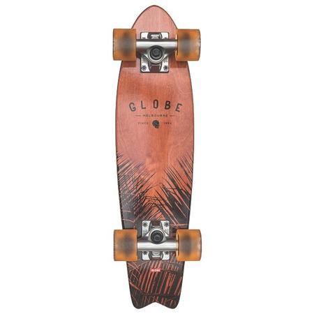Kids Globe Skateboards Globe Bantam ST Evo Skateboard - Red Maple