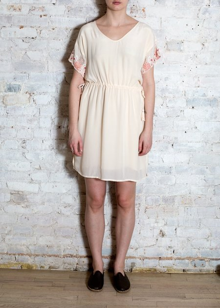 Louise Misha Palma Dress - Blush