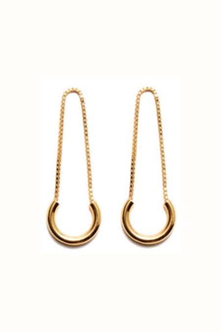 Lady Grey Venice Earrings - Gold