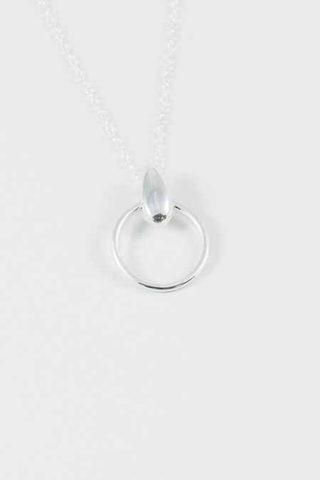 Wolf Circus Marie Necklace - Silver