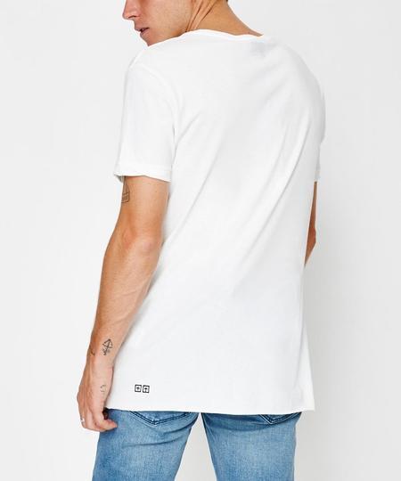 Ksubi Vague Short Sleeve Tee - White