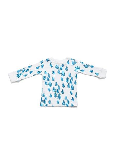 Kids Lewis Marine Seaweed Pajama Set