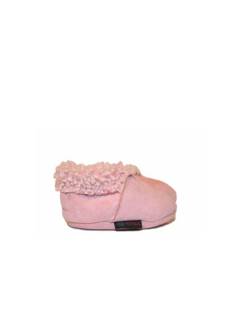 Kids Nui Organics Kina Bootie - Pink