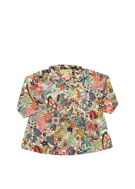 Kids La Petite Collection Chic Dress - Tropical Trails