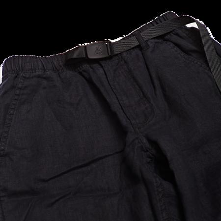 Unisex Gramicci Linen Shorts - Black