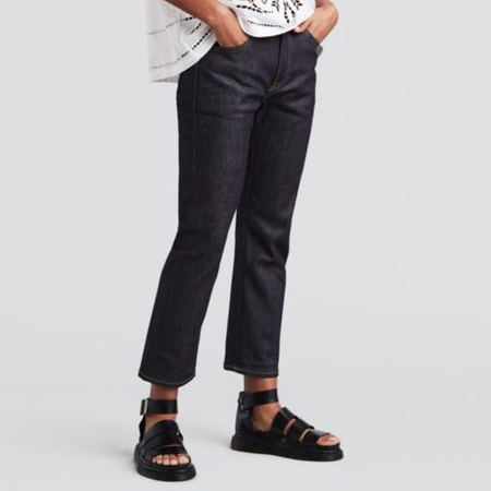 Levi's Made & Crafted Slim Crop - New Rigid Selvedge