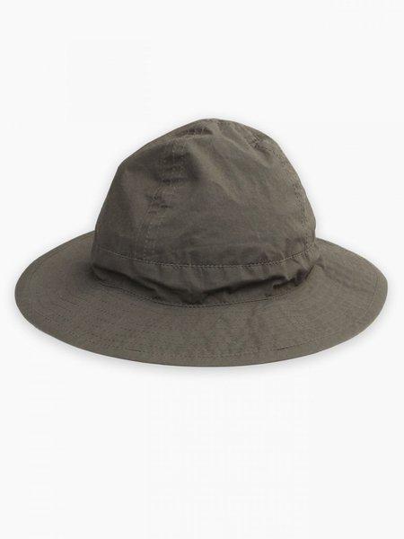 De Bonne Facture Bob Hat - Khaki Green