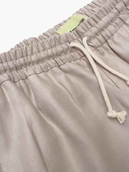 De Bonne Facture Relaxed Trousers - Sand
