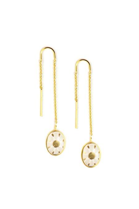 Fernweh Nadi Threader Earrings
