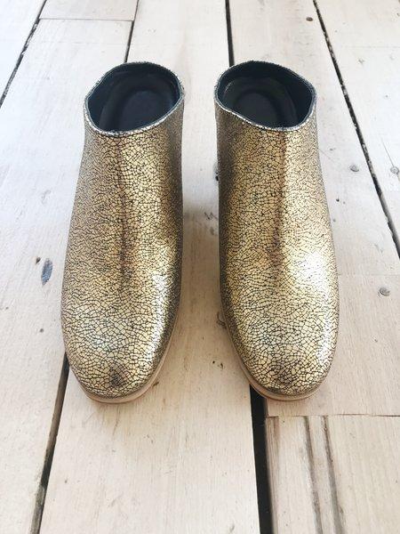 Rachel Comey Mars Mule - Gold
