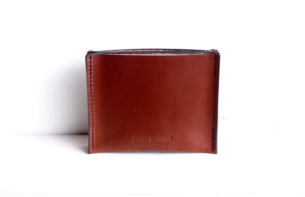 Sara Barner Double Card Holder