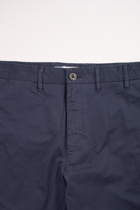 Norse Projects Aros Slim Light Stretch Pant - Navy
