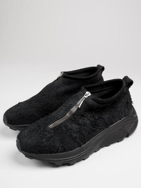 Diemme Fontesi Low Mohawk Sneakers - Black