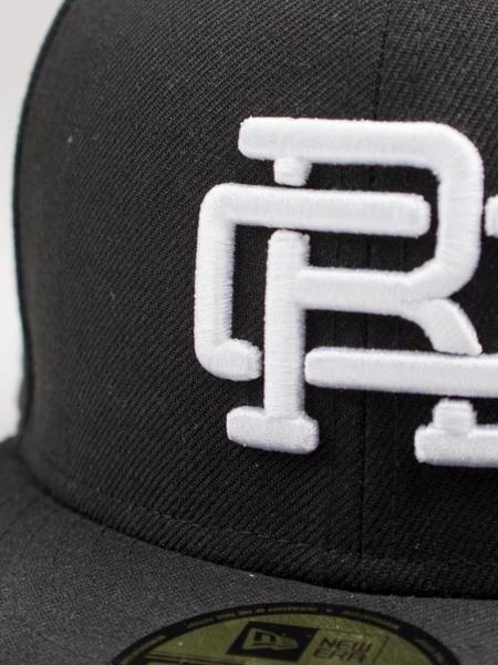 Reigning Champ New Era RC Embroidered Hat - Black