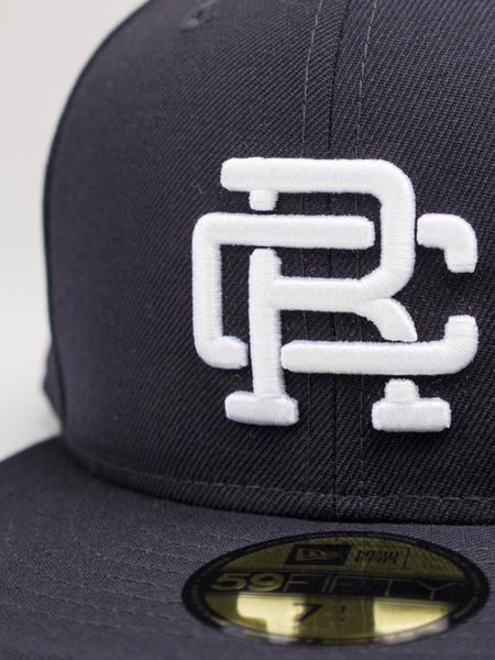 Reigning Champ New Era RC Embroidered Hat - Navy