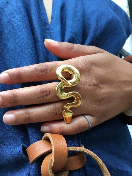 Luis Vargas  Snake Ring
