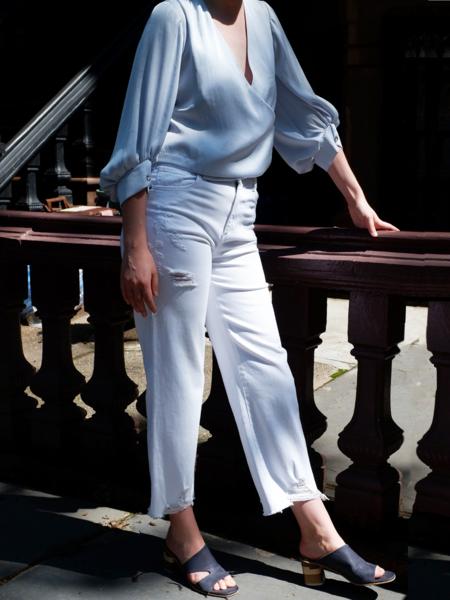 DL 1961 Hepburn High-Rise Wide Leg Pant