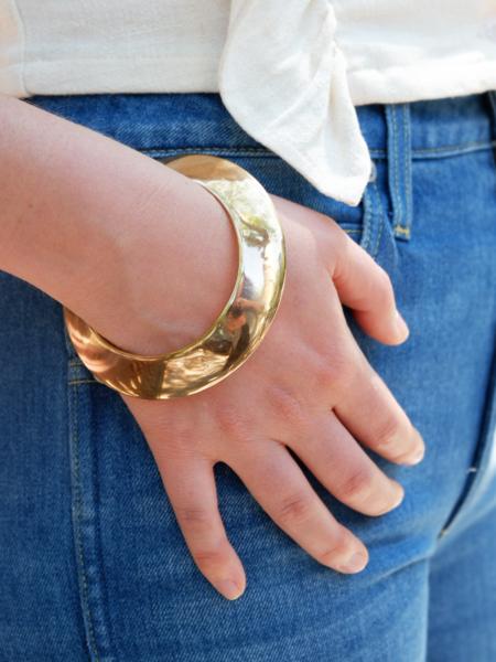 Minoux Shallow Vessel Bracelet
