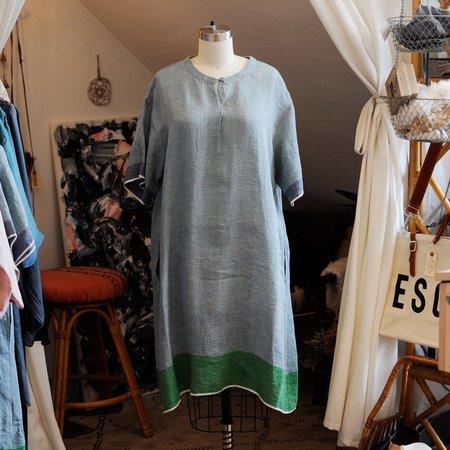 Eka June Dress - Blue