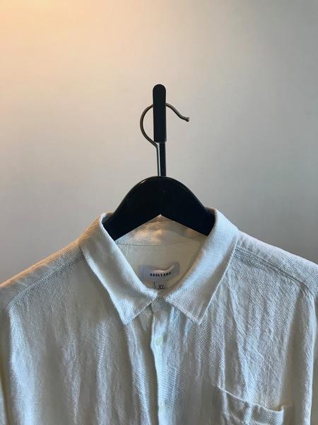 Soulland Logan Shirt - Cream