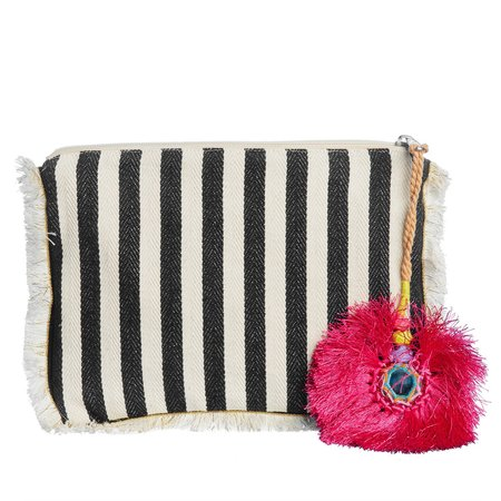 Nimo With Love Pouch - Stripe