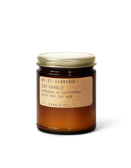P.F Candle Co Cannabis