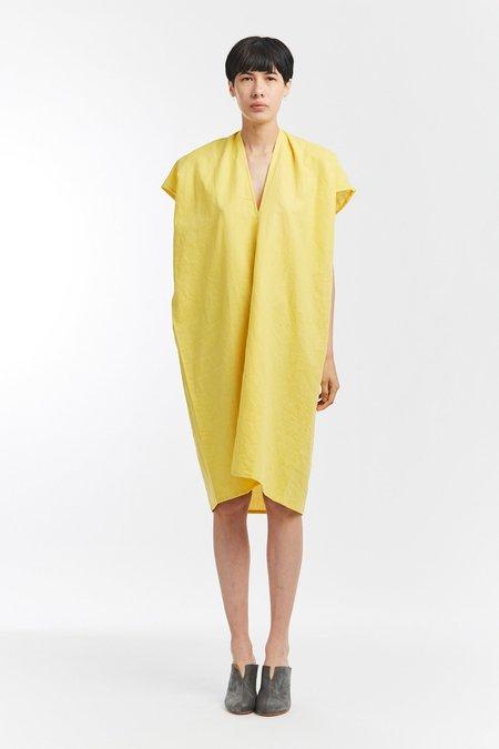 Miranda Bennett Linen Everyday Dress - Corsica