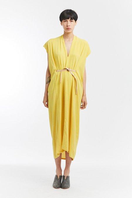 Miranda Bennett Rayon Knot Dress - Palma