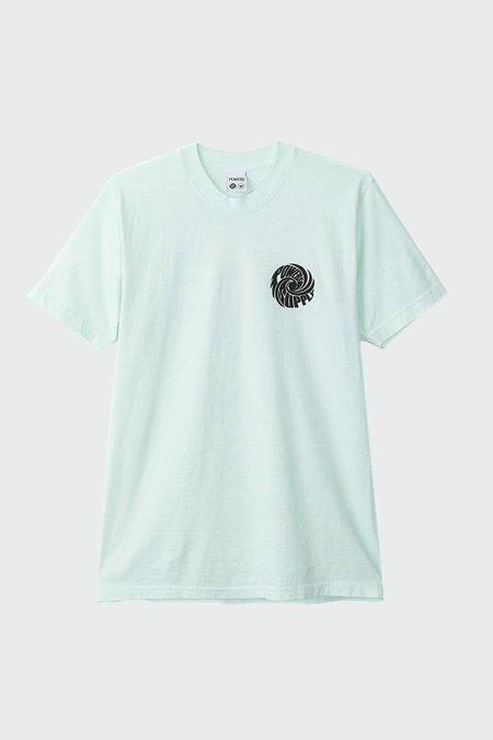 Powers Hurricane T-Shirt - Mint