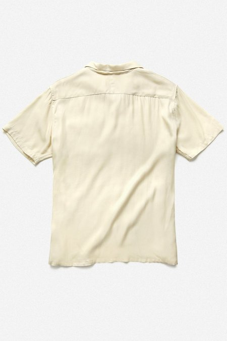 Fortune Goods Cuba Shirt - Ivory