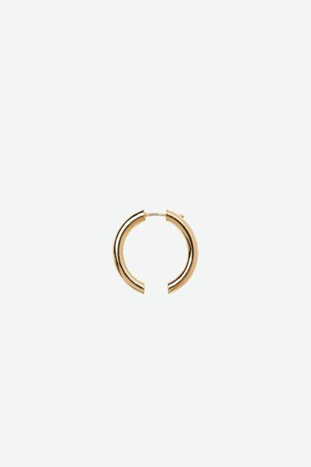 Maria Black Broken 25 Earring - Gold
