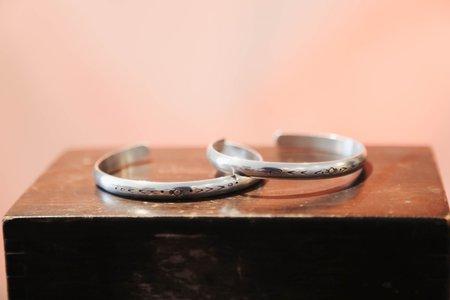 MoonPi Santa Fe Cuff Bracelet - Silver