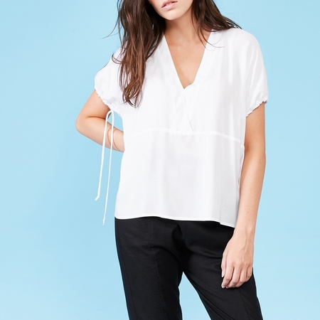 Dagg & Stacey Lucien Blouse - White