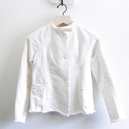 Kristensen du Nord Heavy Cotton Jacket - Natural