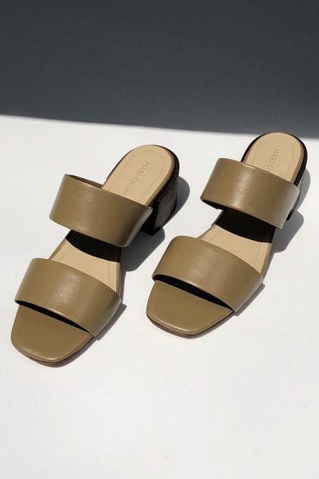Mari Giudicelli Asami High Sandal - Caqui