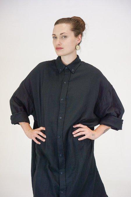 Oak NYC Giant Shirt - Black