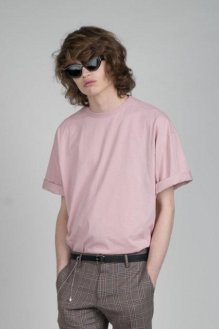 Dries Van Noten Oversized T-Shirt - Pink