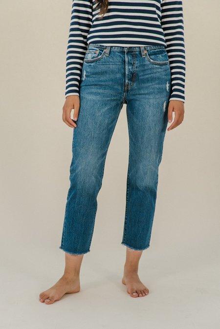 Levi's Wedgie Straight Jean - Lasting Impression