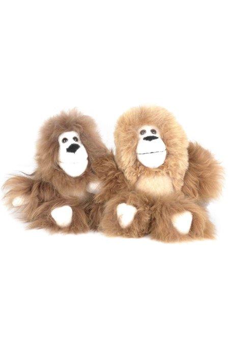 Kids SHUPACA Alpaca Monkey Stuffie