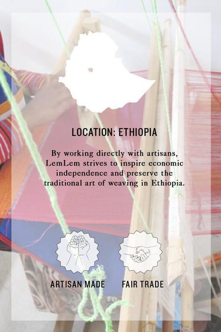 Lemlem Elsabet Shorts - EARTH