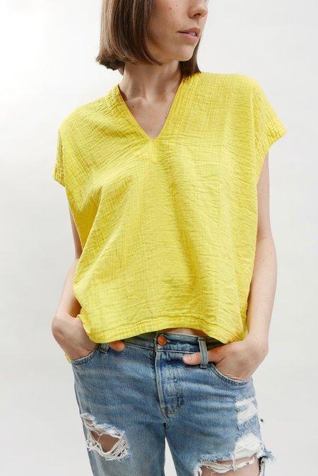 Atelier Delphine Celeste Top - Sunflower