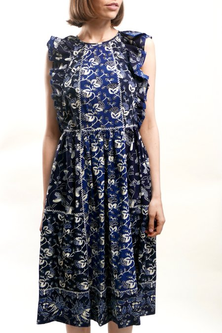Ulla Johnson Citra Dress - Patchwork