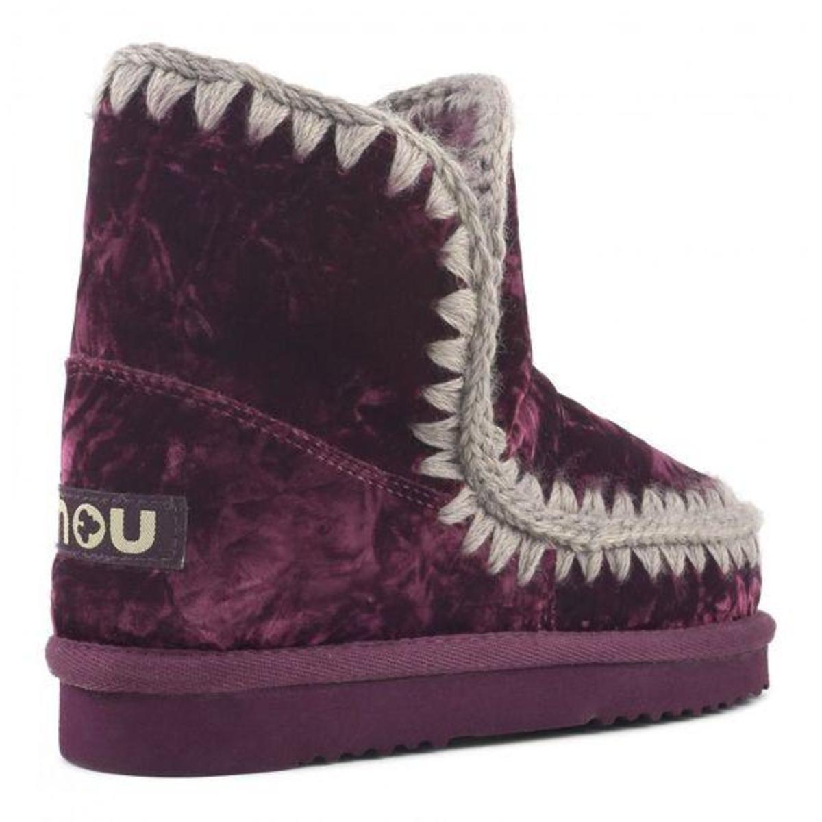 76d78a9e8c7 Mou Eskimo 18cm Boot - Ruby
