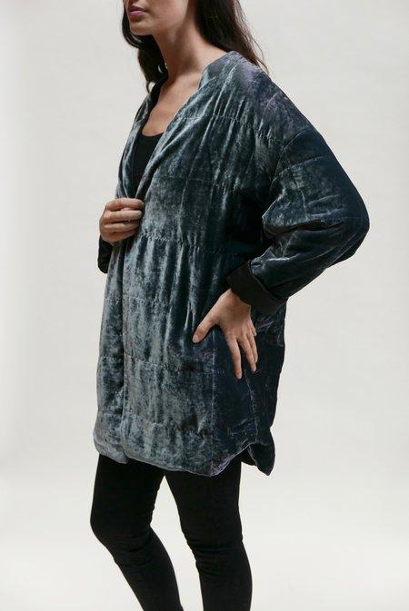 Tela Tortella Quilted Jacket - Grigio