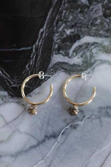 Quarry Asha Hoop Earrings