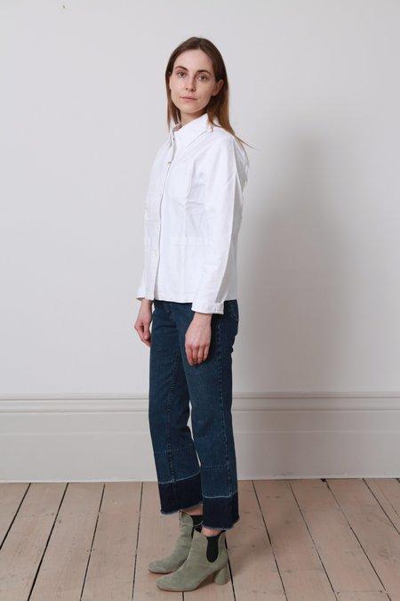 Vetra Workwear Jacket - White