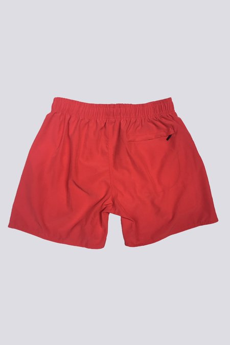 Assembly New York Swim Trunks - Red