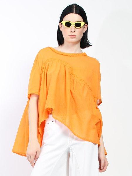 Henrik Vibskov Bon Chalant Blouse - Orange