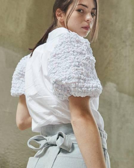 Petersyn Zadie Shirt - White
